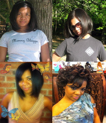 Here Are Some Hairstyles I've Rocked!