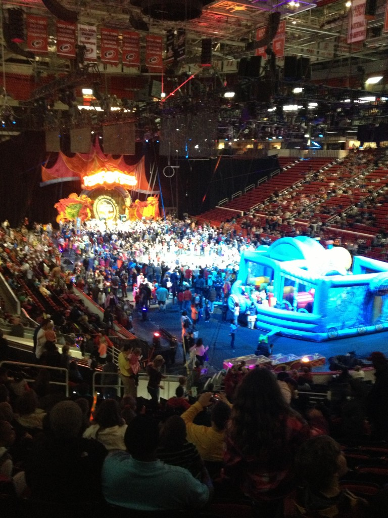 Ringling Bros. and Barnum & Bailey Dragons Pre-Show