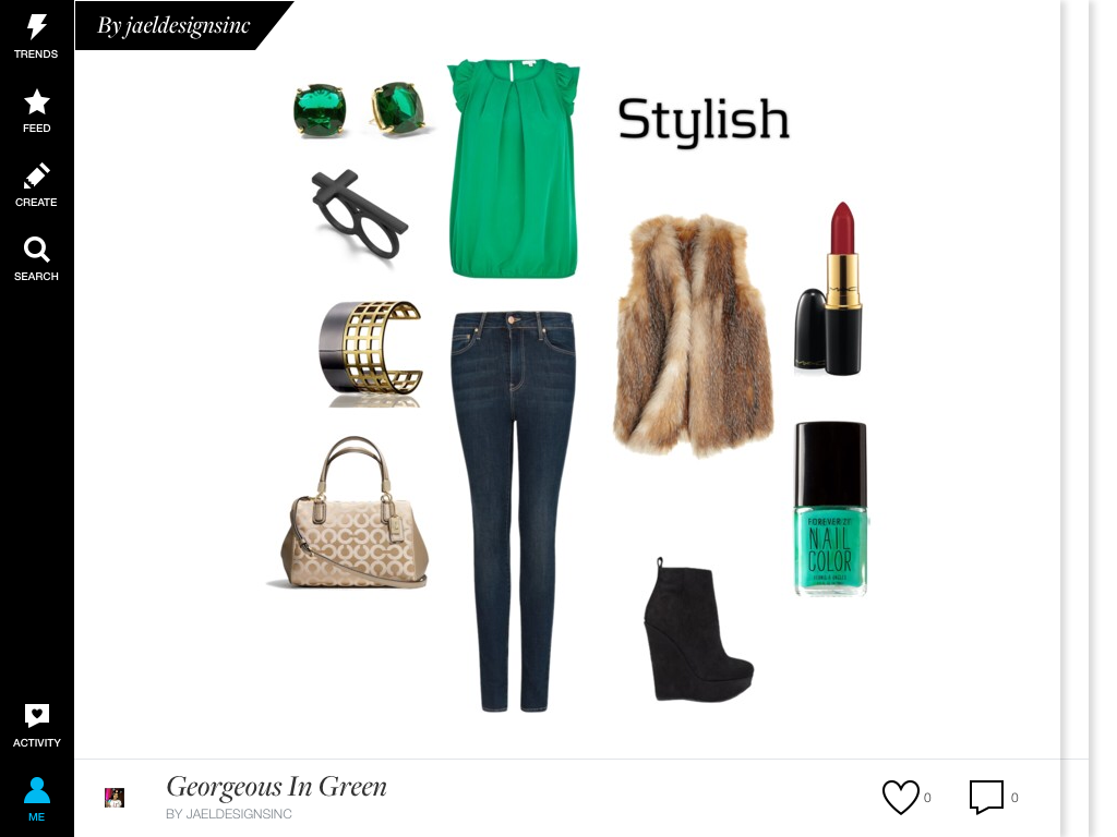 Polyvore Collage 1