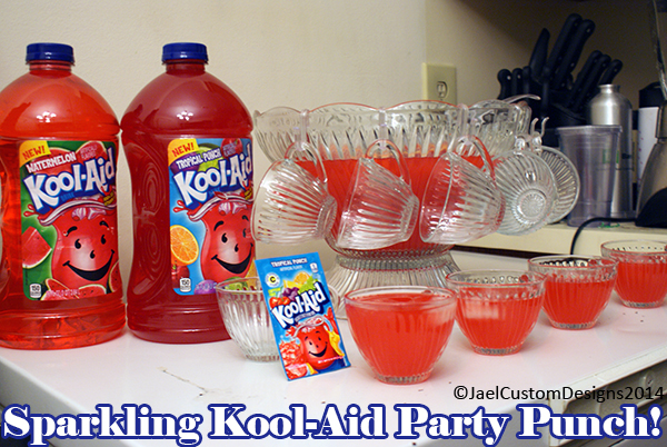 and koolaid drinking Teens red