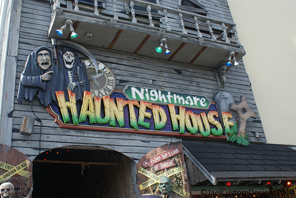 Myrtle Beach Haunted House The Best Beaches In World Nightmare