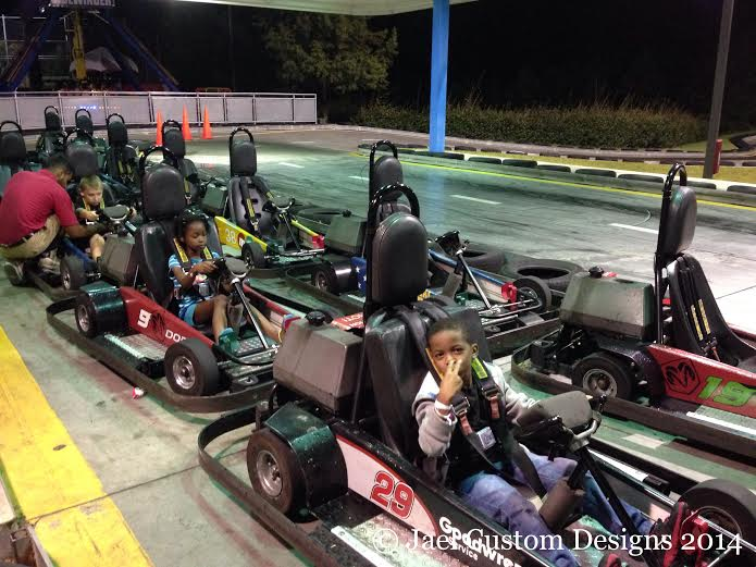 Go-Kart Racing Fun