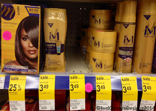 Motions Hair Products