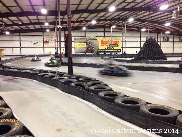 Rush Hour Karting Race Track