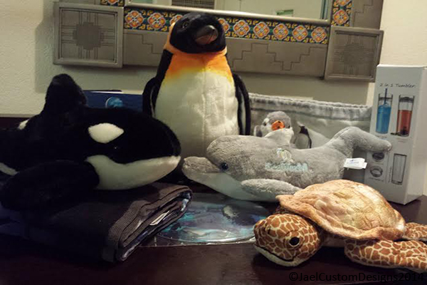Sea World Prize Pack