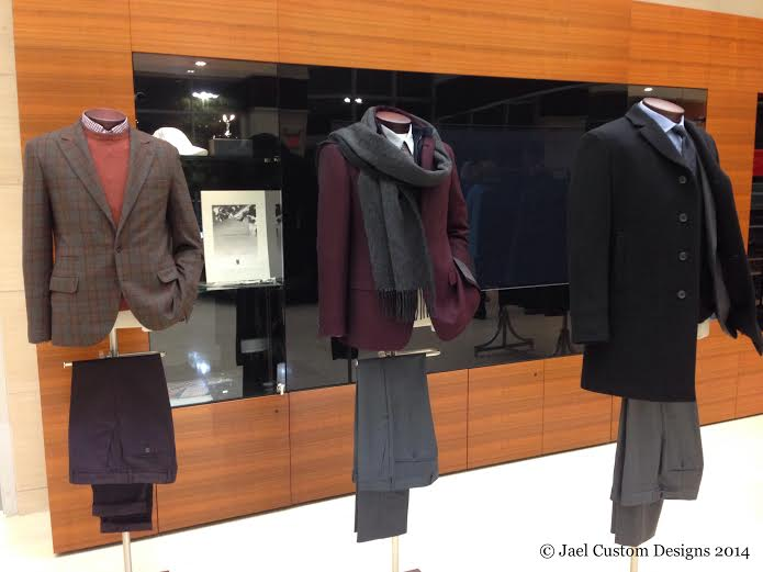 Saks Fifth Avenue Mens Collection