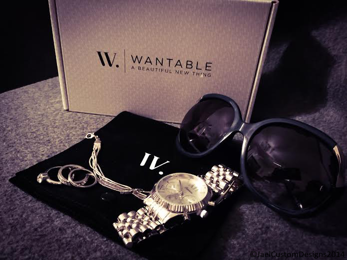 Wantable Accessories Collection Box