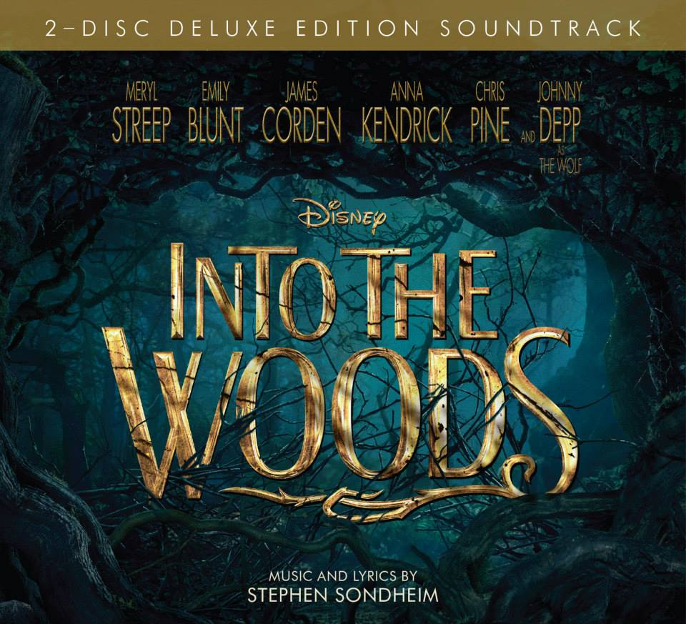 Into The Woods Deluxe Edition