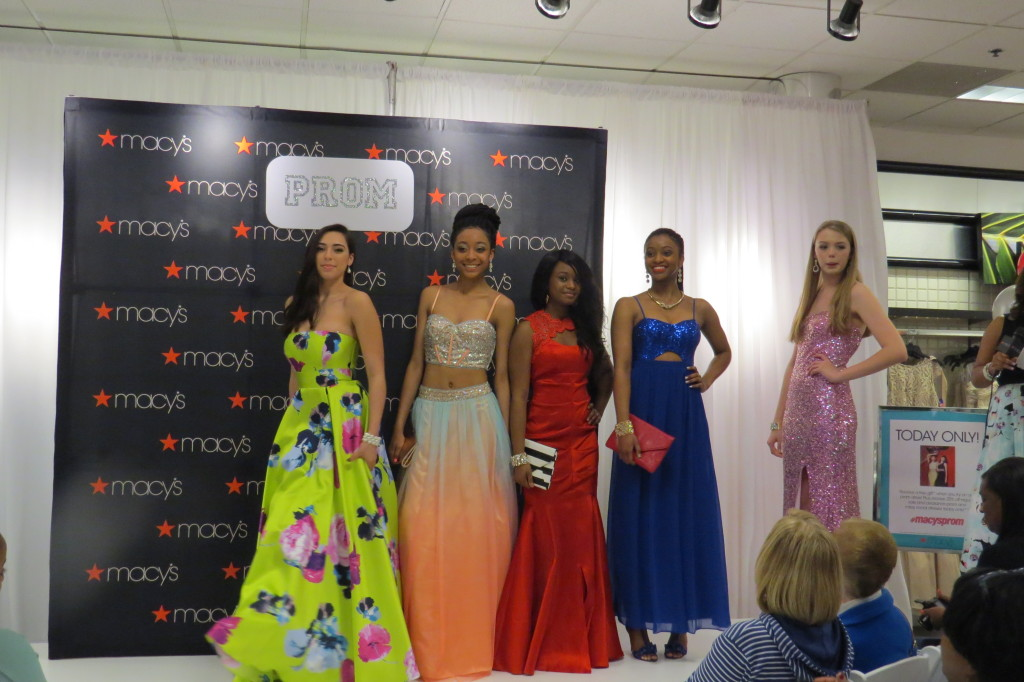 Macy's Fashion Event Models