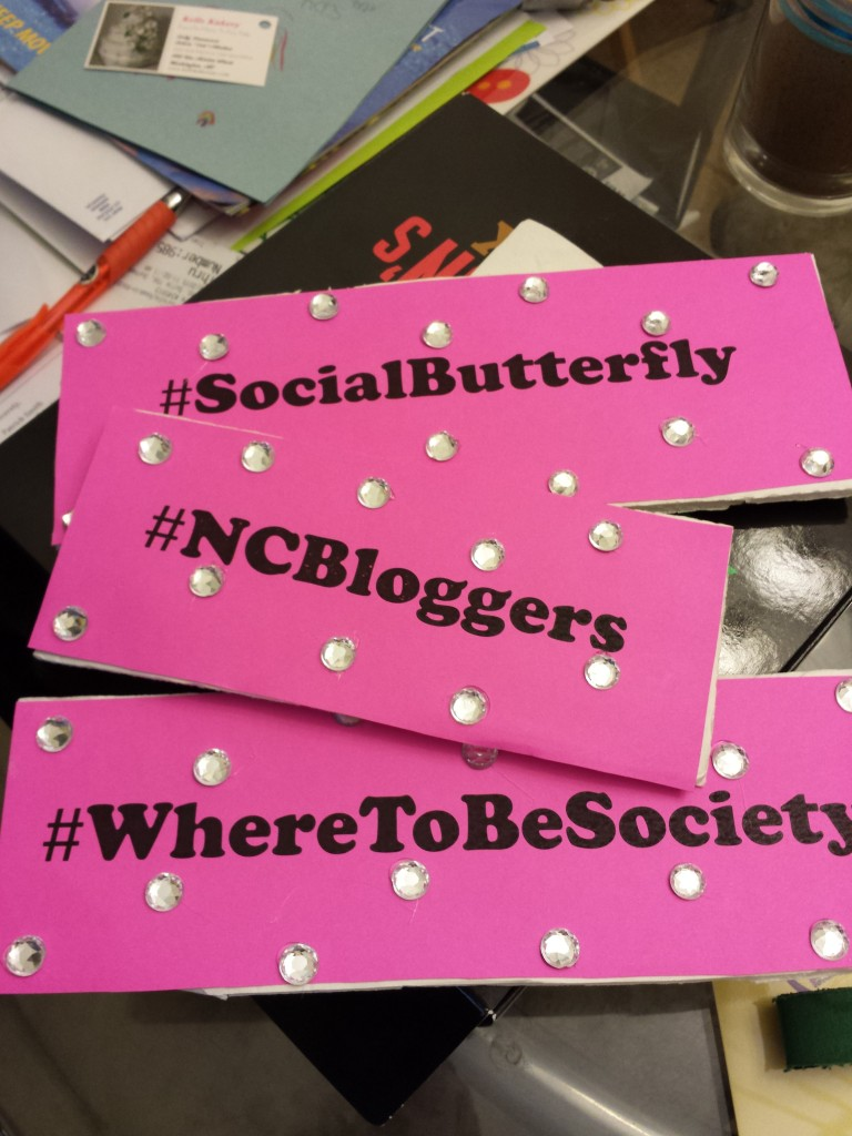 Where To Be Society Photo Props