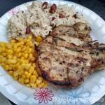 Be Inspired: Grilled Chops & Lavender Flowers