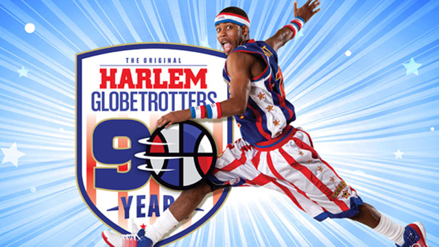 Harlem Globetrotters 90 Years