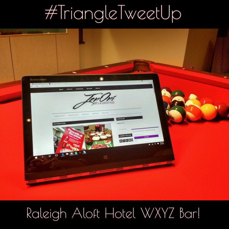 Triangle TweetUp Feat.