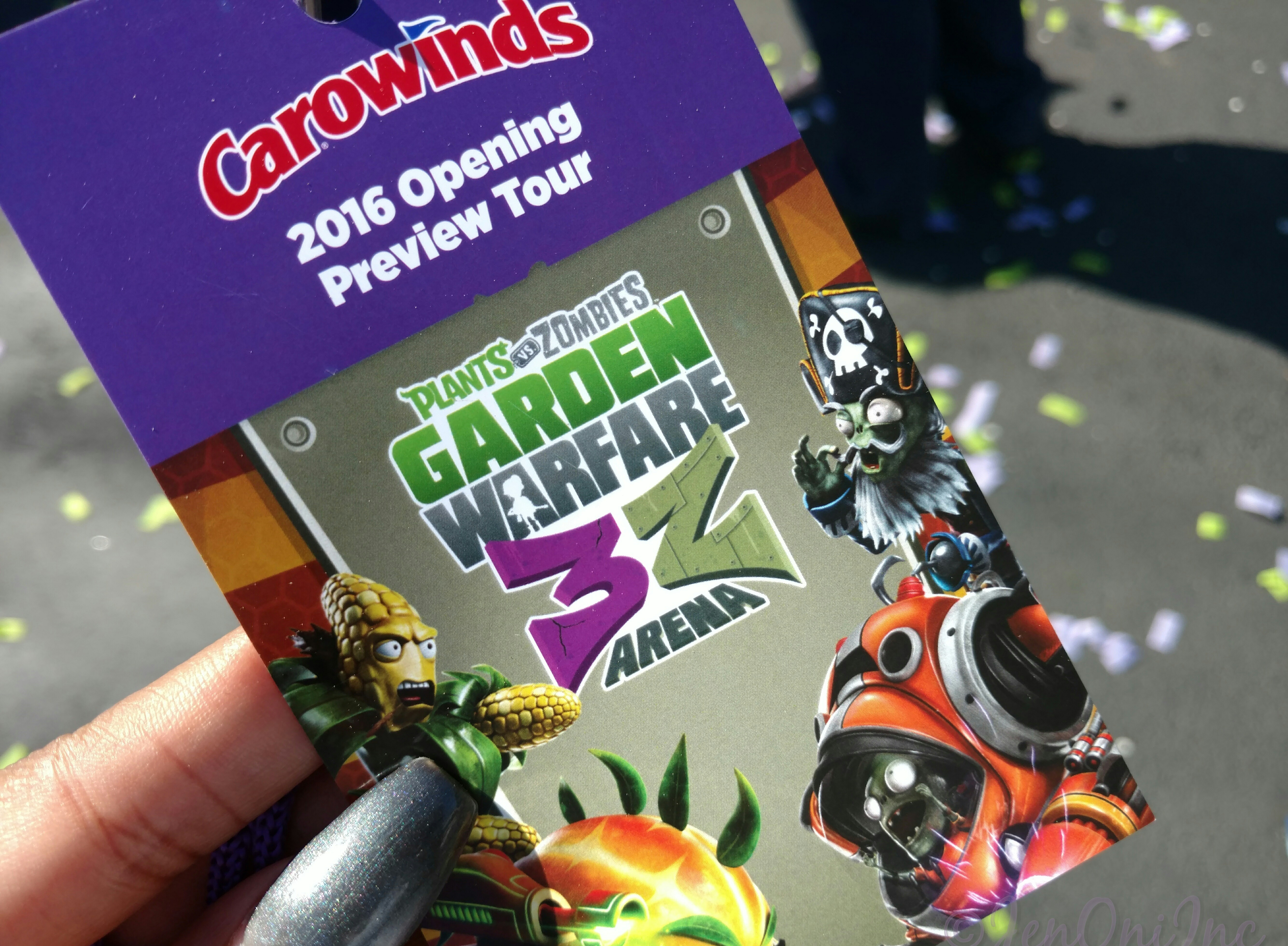 Carowinds 2016 Preview