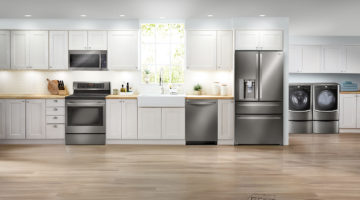 LG Studio Appliances for Earth Day
