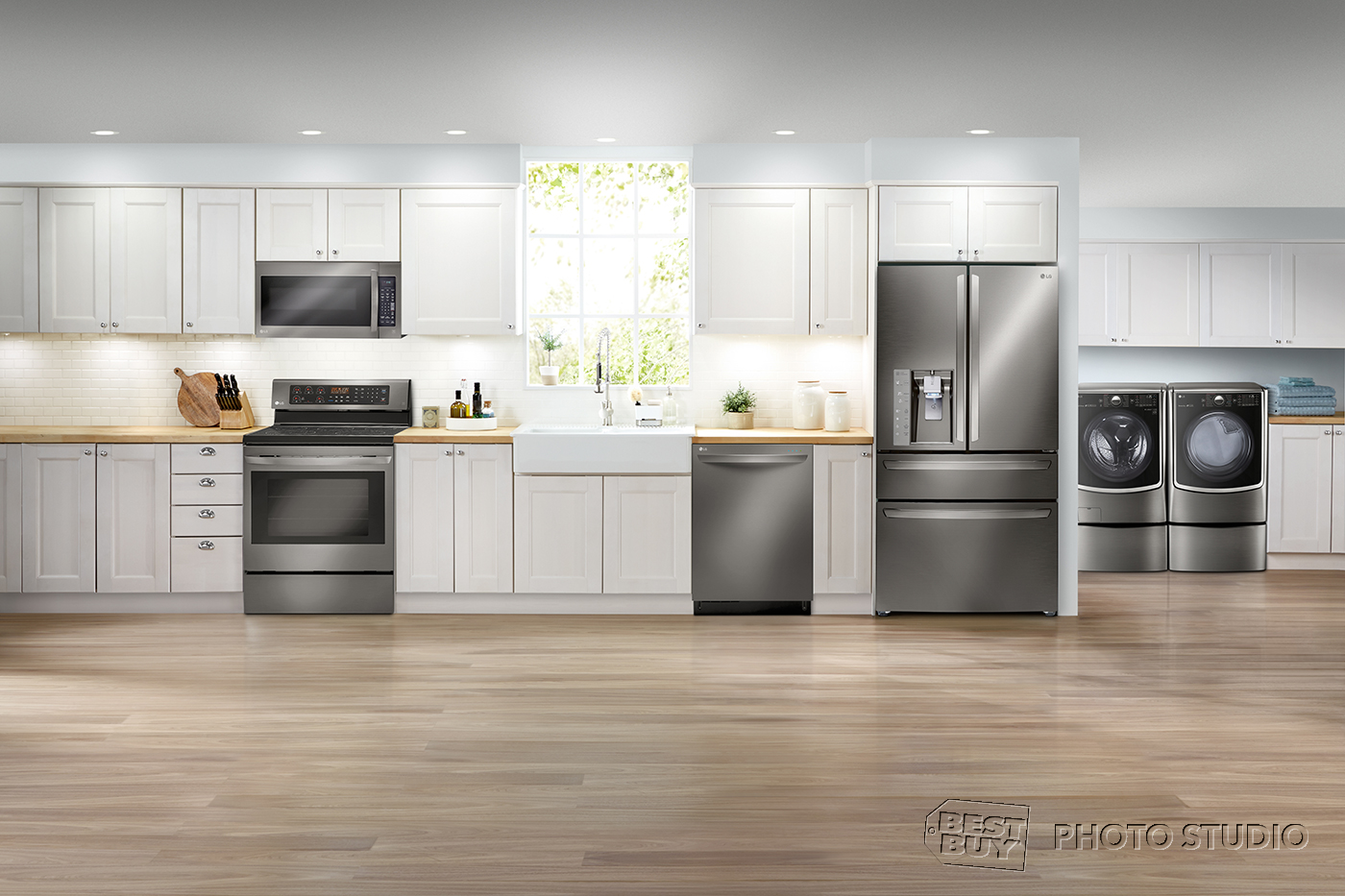 LG Studio Appliances for Earth Day - JenOni