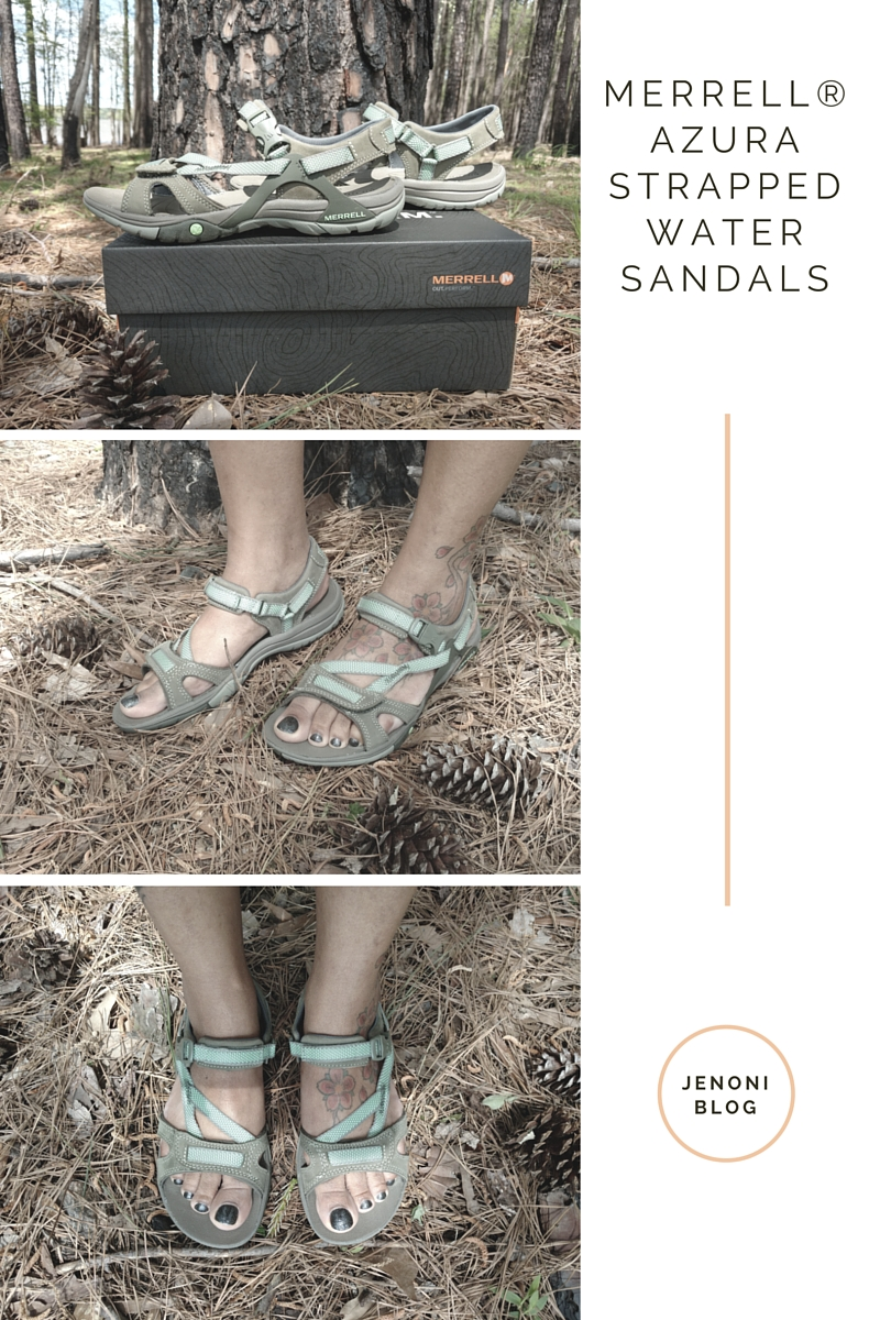 Merrell® Azura Strapped Water Sandals