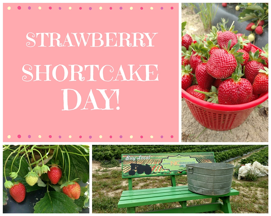 Strawberry Shortcake Day