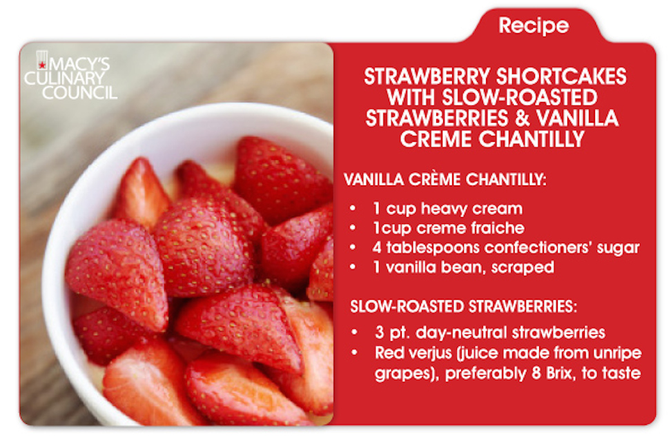 Strawberry Shortcake Recipe 2