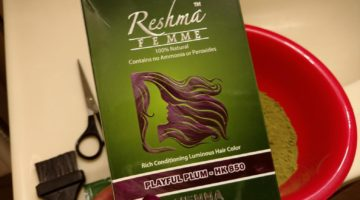 Reshma Beauty Femme Hair Color Review