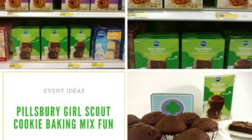 Pillsbury™ Girl Scout™ Baking Mix Fun & BINGO