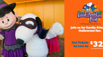 Fall Festivities & Halloween at Carowinds