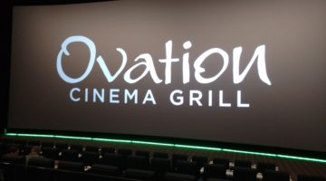 Ovation Cinema Grill VIP Launch