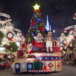 Disney World Holiday Magic