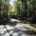 Hiking the Occoneechee Mountain Loop #HikeNC