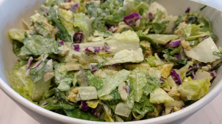 New Year: Get CHOPT for a Healthier YOU!