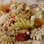 Recipe: Simple Chicken Caesar Pasta Salad