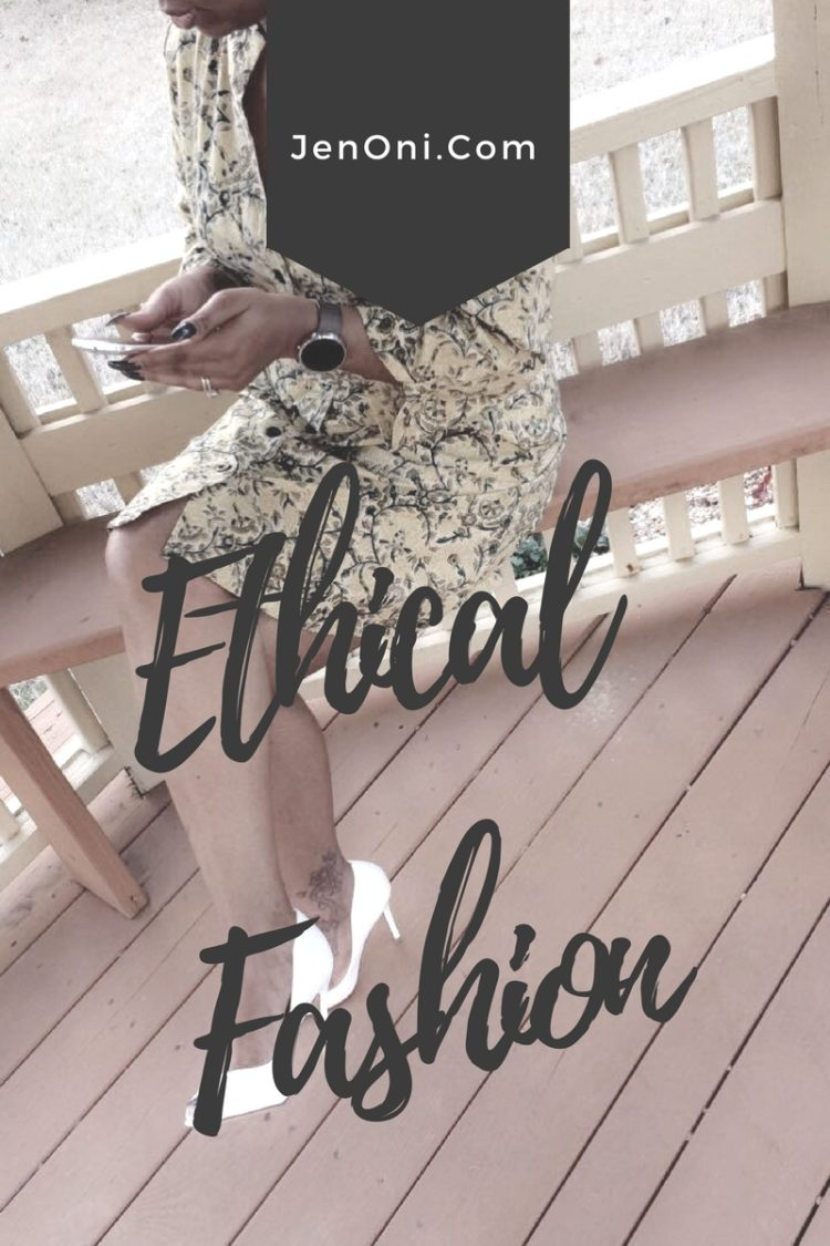 Ethical Fashion!