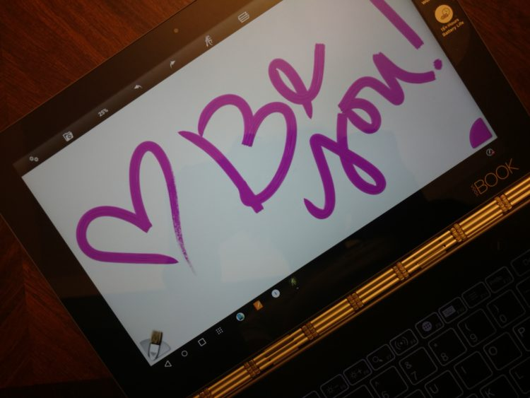 Lenovo YOGA Book Be You
