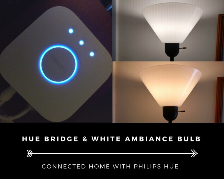 connected home made simple with philips hue jenoni. Black Bedroom Furniture Sets. Home Design Ideas