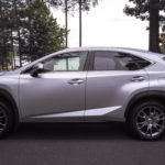 The 2017 Lexus NX 300h is Luxury and Convenience All-In-One