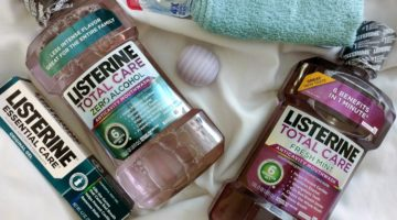 Back to College with LISTERINE® TOTAL CARE