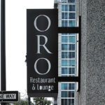 Lunch Break: Visit ORO Restaurant & Lounge