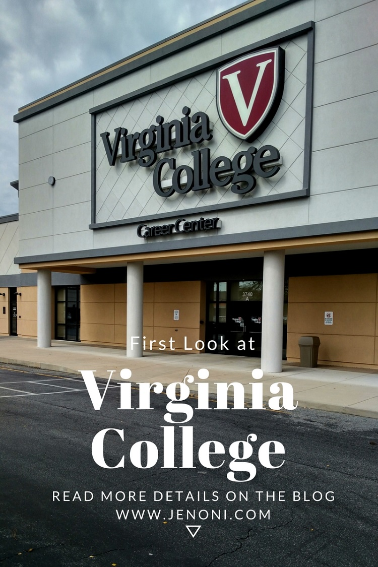 Colleges In Greensboro Nc >> First Look At Virginia College Jenoni