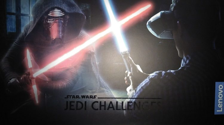 Lenovo: Star Wars Jedi Challenges Review