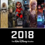 Disney Movies for 2018 are Going to be Epic