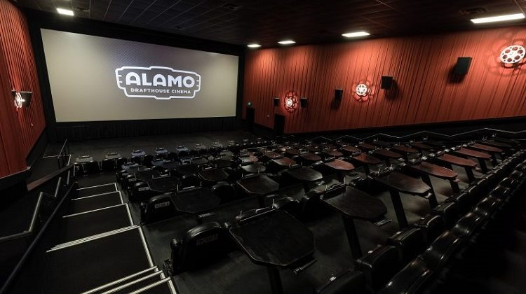 Alamo Drafthouse Raleigh Grand Opening