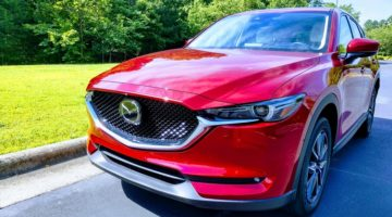 Inside Look at the 2018 Mazda CX-5