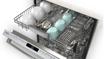 Explore the BOSCH 800 Series Dishwasher