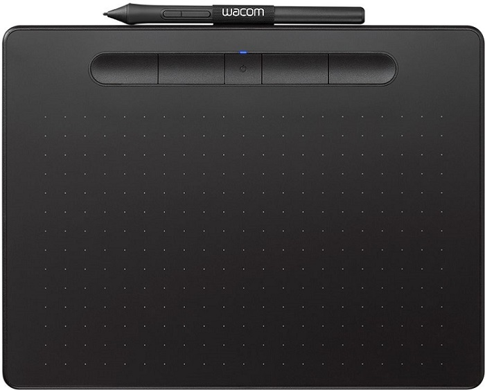 Wacom Intuos Bluetooth Creative Pen Tablet Review - JenOni